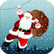 santa claus gift by AHAPPSk