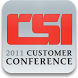 2011 CSI Customer Conference by Core-apps