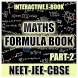 NEET-JEE-MATHS FORMULA BOOK-2 by Learn with Quiz