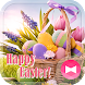 Cute Theme-Happy Easter!- by +HOME by Ateam