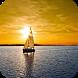 Ocean Sunset Wallpaper by gx