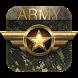 Army Glory camouflage Keyboard by Echo Keyboard Theme