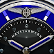 Blue Snake Watch Face by Maystarwerk Watch Face