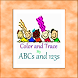 Color and Trace ABC's + 123's by ANTMultimedia, LLC