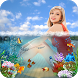 3D Water Photo Effect : Water Photo Editor by Men Hair Style Photo