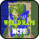 World Maps For Minecraft PE by Elite App