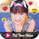Cat Face Video Maker by EasternStudio.Inc