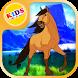 Free spirit horse:freedom call by kidsmediasys