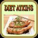 Panduan Diet Atkins by Tototomato