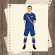 World Football : How to draw 2019 by MultiverseGames