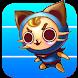 Ninja Cat by OPHYER