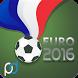 Cartoon Puzzle game Euro 2016 by Palmeroni Design