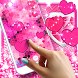 Pink love live wallpapers by HD Wallpaper themes
