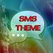 Smoke Fire Theme GO SMS Pro by Workshop Theme