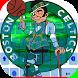 New Boston Celtics keyboard Theme by the best app ladoucha