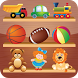 Sort It Out 1 - for age 3+ by MyFirstApp Ltd.