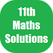Maths XI Solutions for NCERT by Easify Apps