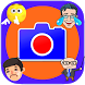 Emoji photo stickers editor by Norbert Legros Apps