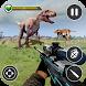 Dino Hunting Kill Safari Sniper Shoot by The Knights Inc.