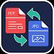 PDF Converter - Convert PDF to Image by Team Dev Pro