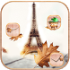 Autumn Paris Tower Theme by Cool Soloto Themes