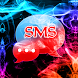 Color Smoke Theme GO SMS Pro by Workshop Theme