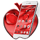 Cherry Blush Apple Theme by stylish android themes
