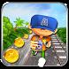 Subway Gold Run Endless Runner by RedC Game Studio