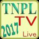 Live TNPL TV Score Update & Live Cricket TV Score by Indian Soft