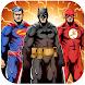 Create Justice Superhero Comics