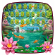 Koi Fish Keyboard Theme by cool wallpaper