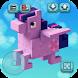 Pony Girls Craft: Exploration by Tiny Dragon Adventure Games: Craft, Sport & RPG