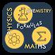 Maths, Physics, Chem Formula by RIMAN VEKARIYA