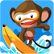 Monkey Surfer by Donuts Bangkok Co., Ltd.