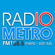 RADIO METRO 105.5 by BAHIAHOST Hosting y Streaming