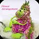 100K flowers arrangement by Al fatih
