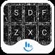 Cool Black Keyboard Theme by TouchPal HK