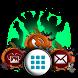 Halloween Launcher Theme Wallpaper by Borkos Apps