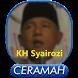 KH Syairozi Mp3 by Hikmah Islam