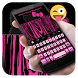 Pink Kitty Keyboard -Emoji Gif by Eva Colorful Design Team