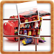 Chuggi Train Toys Puzzle Kids by puzzledroid