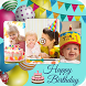 Birthday Photo Video Maker With Music by Update Softwere App Studio