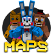 Maps FNAF for Minecraft by stolyahdffm