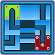 Free Genius Puzzle - Roll The Ball