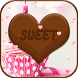 Sweet Chocolate Love theme by Utone Theme