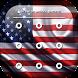 American Flag Lock Screen by Borkos Apps