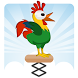 Spring Chicken Ninja Jump by South World Games