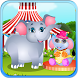Elephant Baby Birth by Cocos Apps