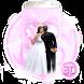 3D Valentine Love Theme by 3D Theme 2018