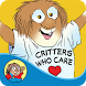 Just Critters Who Care by Oceanhouse Media, Inc.